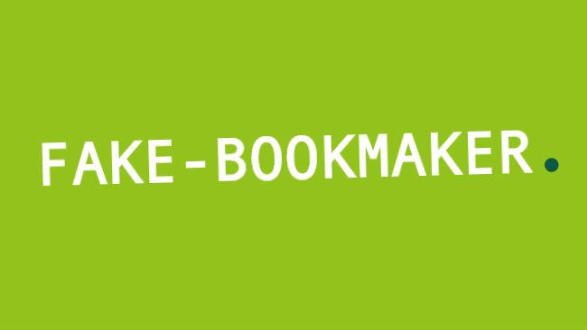 Fake bookmaker