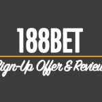 188bet sign up offer