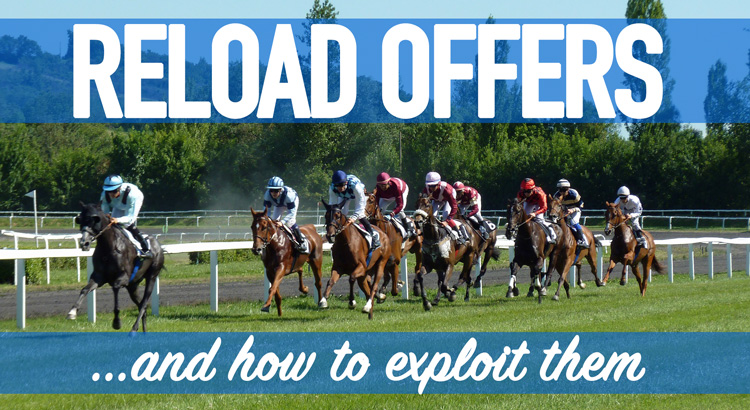 Reload Offers Matched Betting