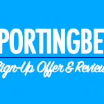 Sporting bet sign up offer