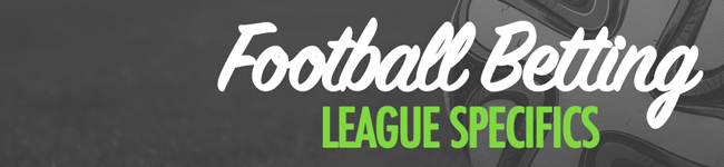 League specific football tips