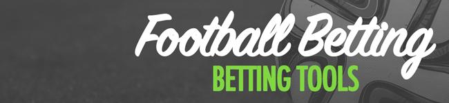 Football betting tools