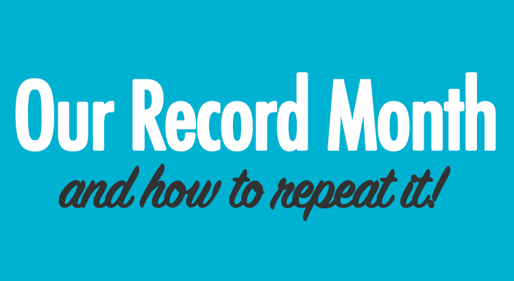 Record Month