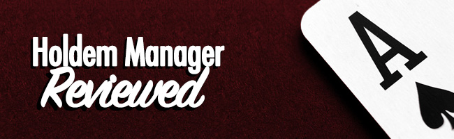 Holdem Manager review