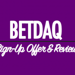 Betdaq sign up offer and review