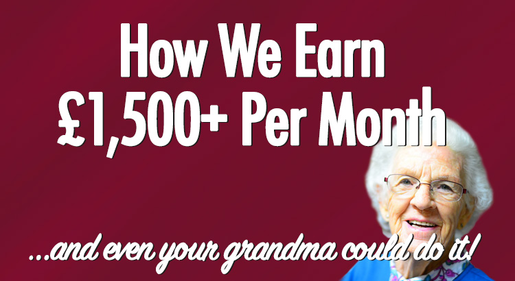 Earn 1500 a month online