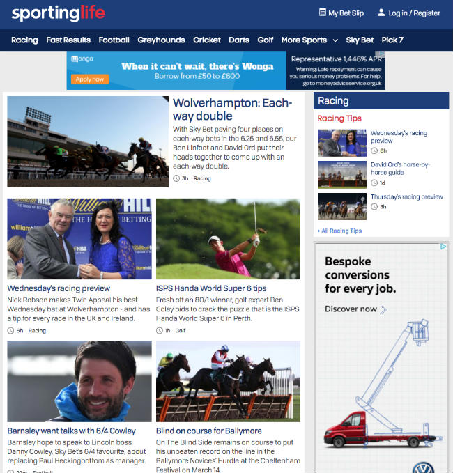 Sporting Life: Best Sports Blog