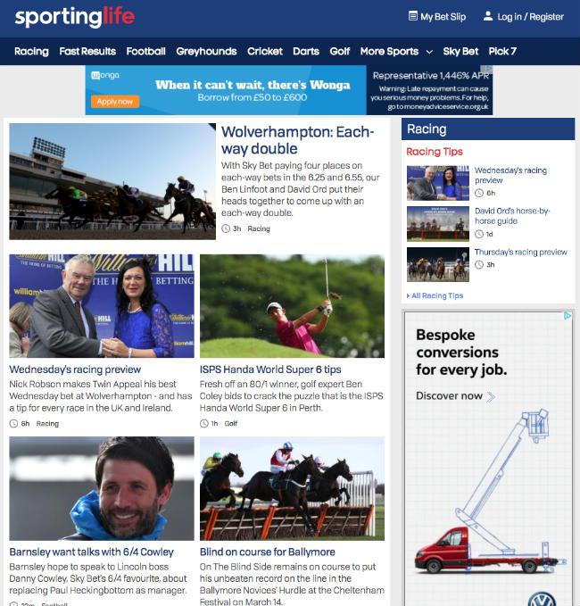 Sporting Life: Best Sports Blog
