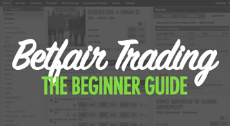Betfair trading for beginners