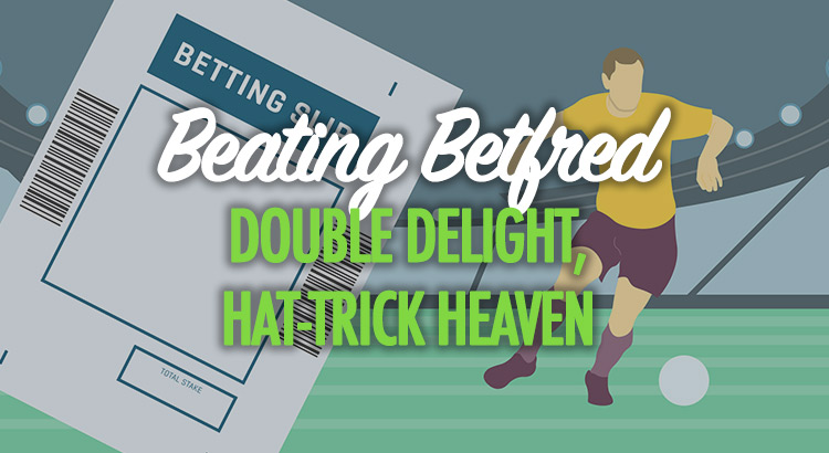Double delight hat-trick heaven ddhh