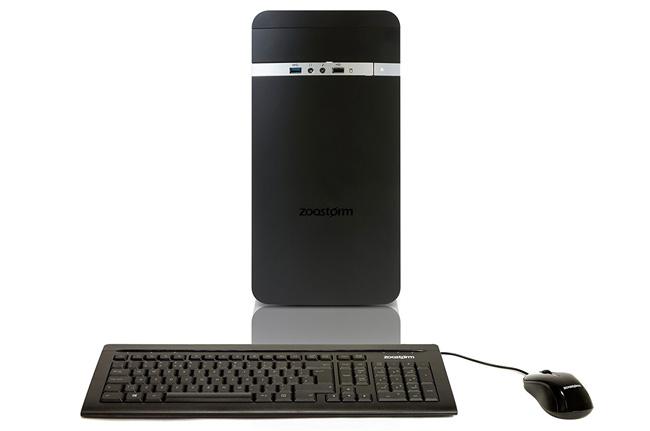 Zoostorm Evolve Desktop Computer