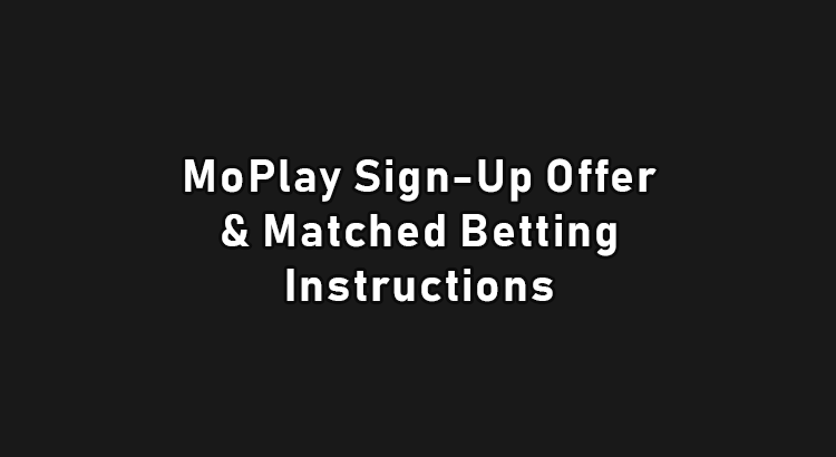 Mo Play sign up offer