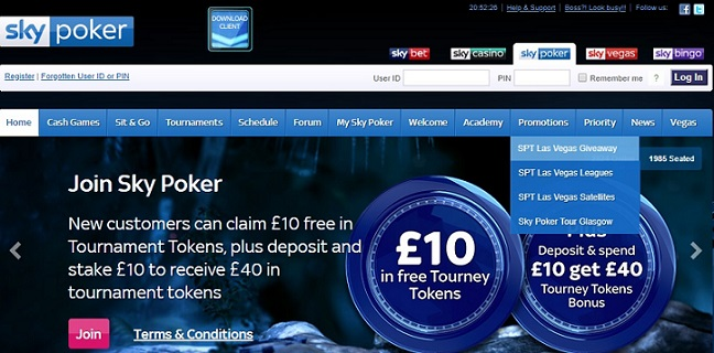 The Best Online Poker Sites 2019