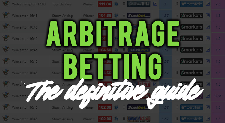 Arbitrage Betting Guide