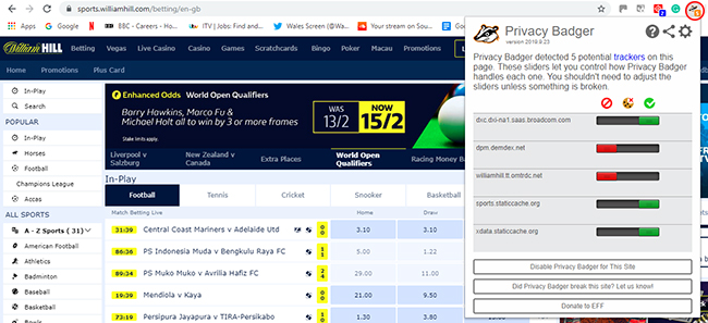 Iesnare matched betting site live sports betting trends